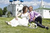 Суздаль - один из свадебных городов России